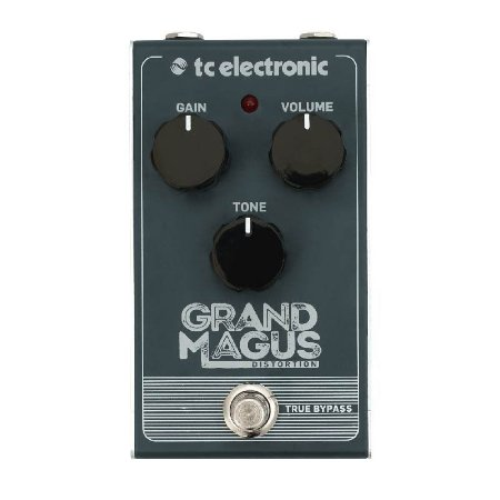 PEDAL TC ELETRONICS GRAND MAGUS DISTORTION Nr Serie: S1604587CAU /