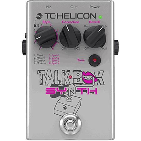 PEDAL TALKBOX SYNTH -  TC HEL Nr Serie: 2122967805 /