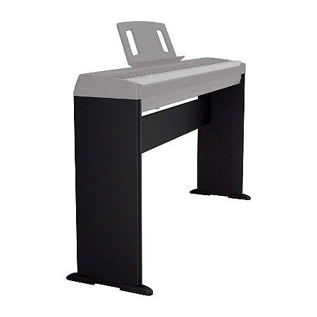 Estante Para Piano Roland Fp10 Ksc fp-10 Bk Preta