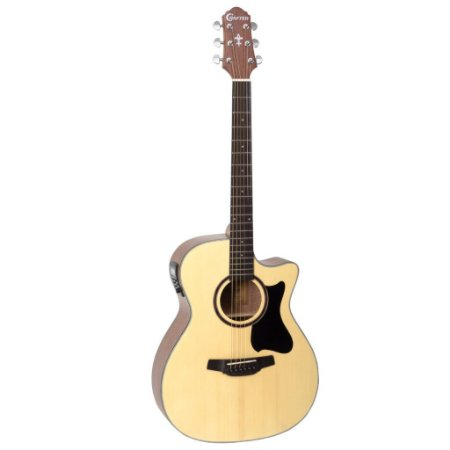 VIOLAO CRAFTER ORCHESTRA CUTWAY T/SPRUCE B/S SAPELE EQ CR-T NV SATIN HT-100CE/OP.N CRAFTER
