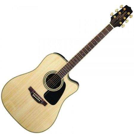 VIOLAO TAKAMINE GD51CE N & TP4T