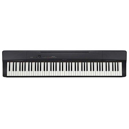 PIANO CASIO DIGITAL  PRIVIA PRETO PX-160BKK2INM2