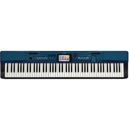 PIANO CASIO DIGITAL PRIVIA AZUL PX 560