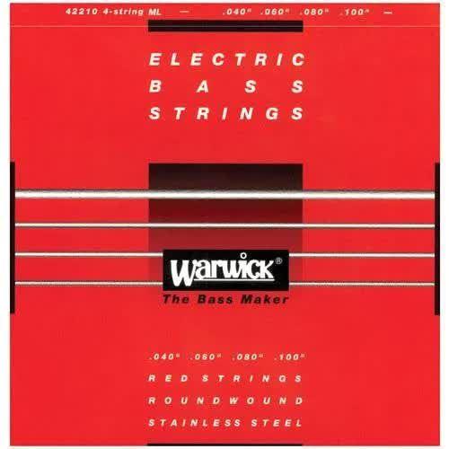 ENCORD. WARWICK 4 CORDAS 0,40