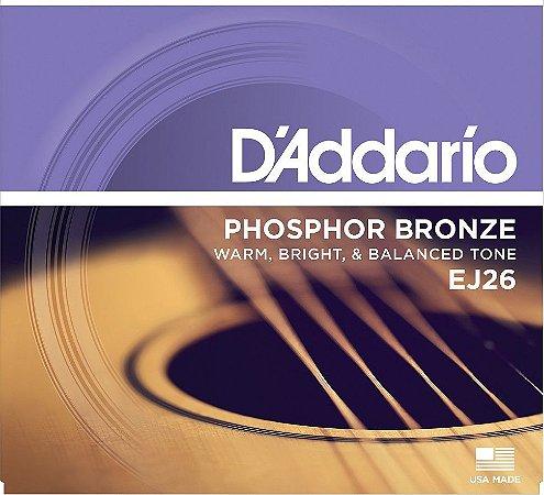 ENCORD.DADDARIO VIOLAO ACO XTABR 11 52