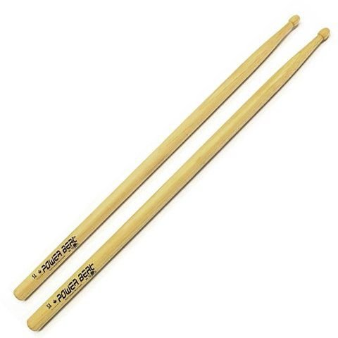 BAQUETA LOS CABOS LCDPB5A POWER BEAT 5A  HICKORY
