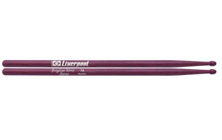 BAQUETA LIVERPOOL BRAZILIAN WOOD 7A MAD - BW-7AM