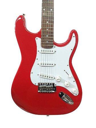 Guitarra Condor Stratocaster Rx 10 - Rd Vermelha