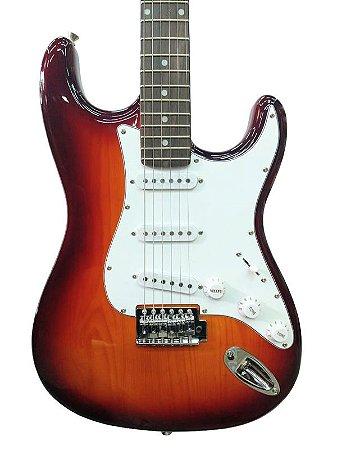 Guitarra Condor Stratocaster Rx 10 - Chb Cherryburst