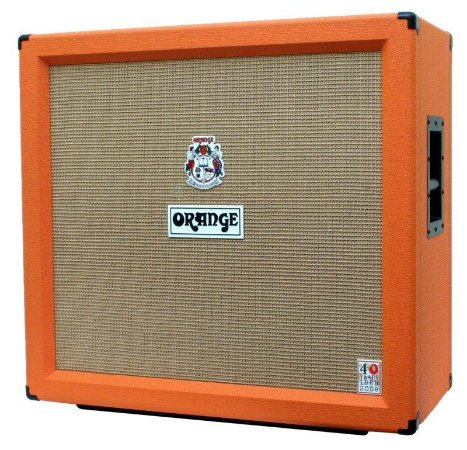 CAIXA ORANGE PPC412LTD 4 X 12 240 WATTS SERIE 40 ANOS
