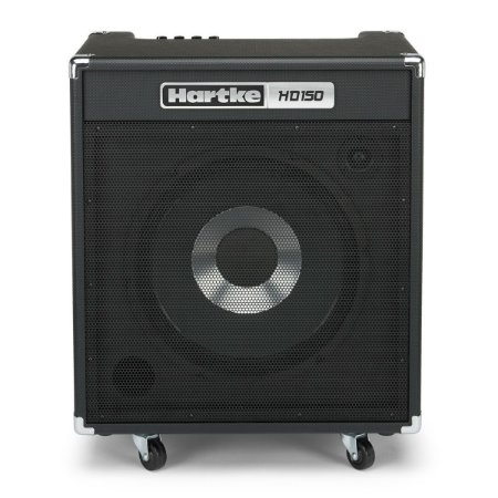 "AMPLIFICADOR (CUBO) HARTKE HD150 15"" 150 WTS EQ, FX LOPP"