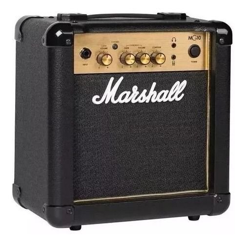 AMPLIFICADOR (CUBO) MARSHALL GUITARRA  MG10