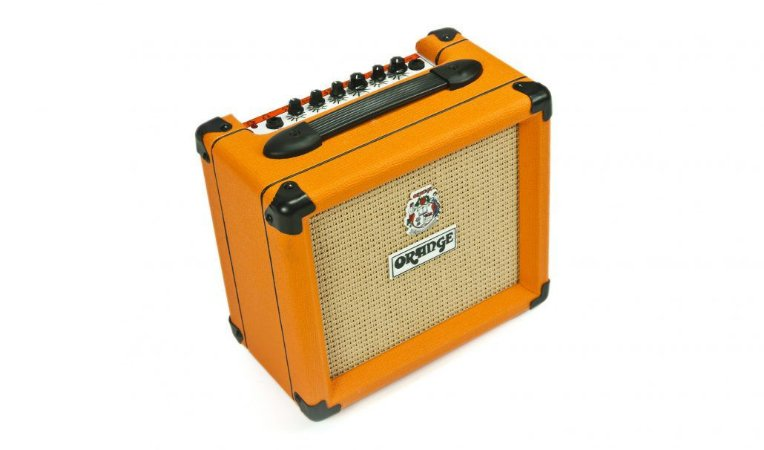 AMPLIFICADOR (CUBO) ORANGE CR 12L CRUSH PIX COMBO 12 WATTS