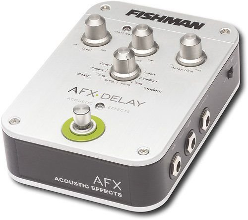 Pedal Fishman Afx-dl1 Delay