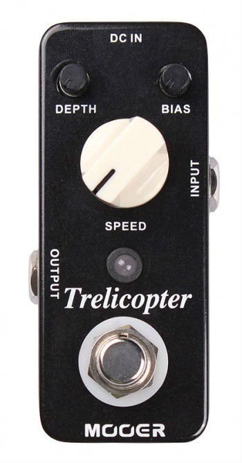 "PEDAL MOOER ""TRELICOPTER"" OPTICAL TREMOLO"