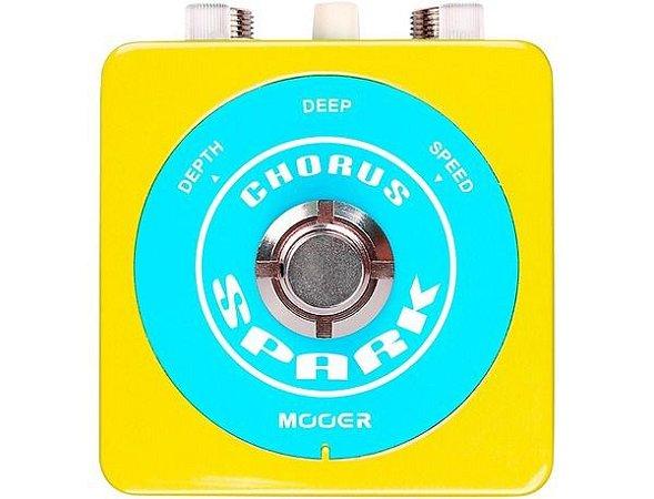 Pedal Mooer Chorus Vintage Sch1 Spark Chorus Mooer Spark Min