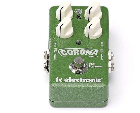 Pedal Corona Chorus - Tc Electronic 2 Anos De Garantia