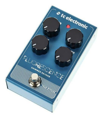 Pedal Tc Electronic Fluorescence Shimmer Reverb Garantia