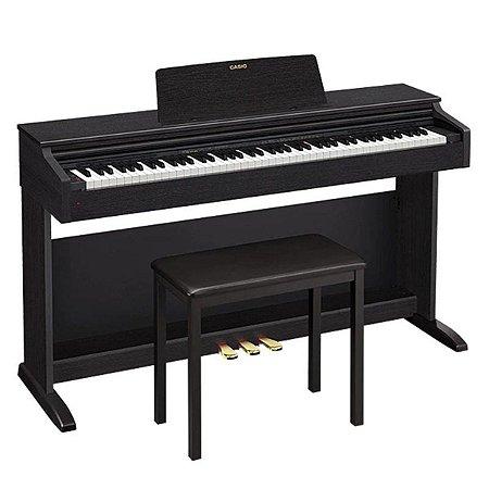 PIANO CASIO AP 270 CELVIANO DIGITAL PRETO