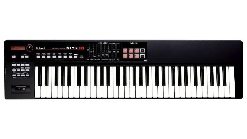 Teclado Roland Sintetizador Xps 10 - 61 teclas