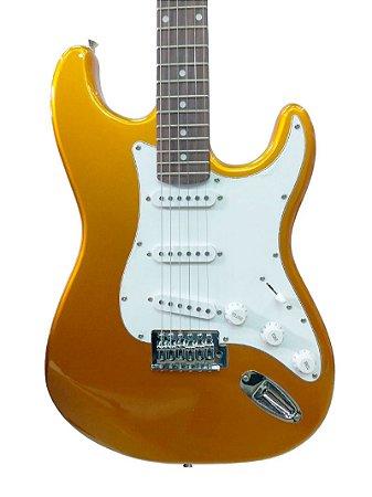 Guitarra Condor Stratocaster Rx 10 - Gdn Dourada