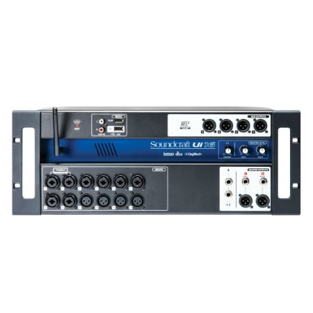 Mesa Som Soundcraft Ui16 Digital - Usb - 16 Canais