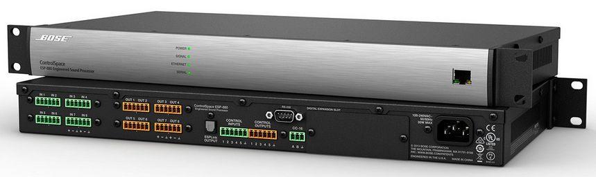 Processador Bose Controlspace Esp-880 120v - Mostruario