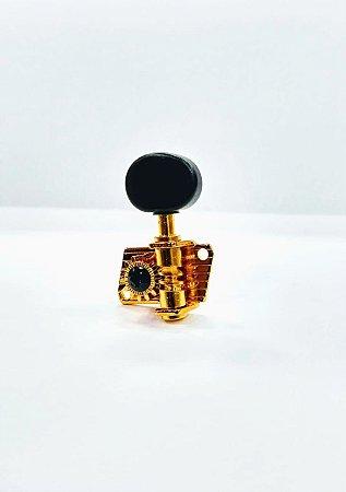 Tarraxa Gotoh P/ Cavaquinho Dourada 2+2 Uk12b5gg