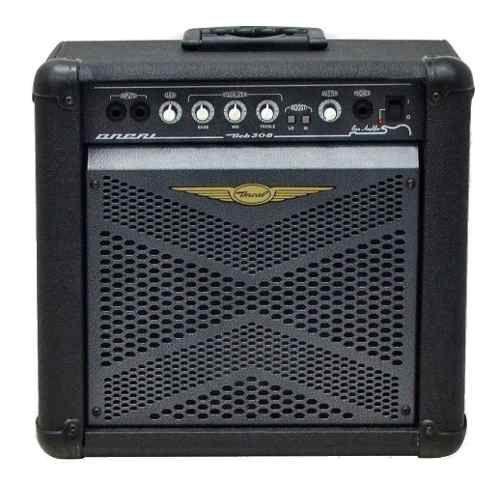 Amplificador (cubo) Oneal Contrabaixo OCB308 - Preto 40W