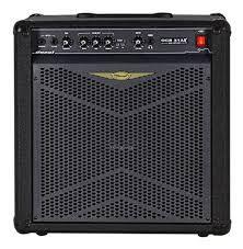 Amplificador (cubo) Oneal Contrabaixo OCB312 - Preto 80w
