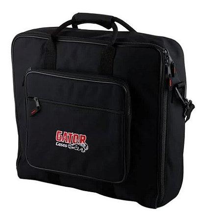 BAG GATOR 18X18 P/MIXER COM ALCA Nr Serie:0118160083629