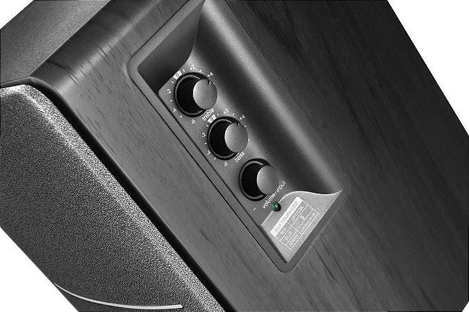 Monitor de Audio R1280DB Bluetooth 42W RMS EDIFIER - Madeira