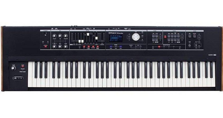 Teclado Roland Vr730 V-combo Orgão 73 Teclas Vr 730