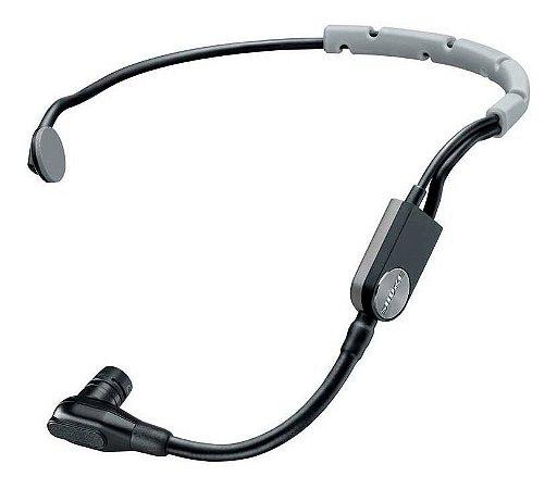 MICROFONE SHURE HEADSET Sm35-XLR P/ SISTEMAS S/ FIO E C/ FIO