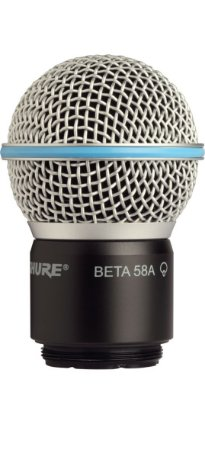 Capsula Shure Original Rpw118 Para Microfone Beta 58a