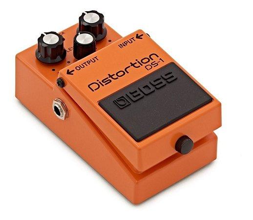 PEDAL BOSS DS1 GUITARRA DISTORCAO - EFEITO - DS-1