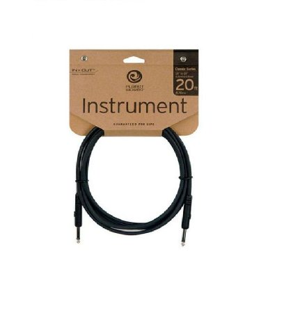 CABO PLANET WAVE INSTRUMENTO 6,10 MT L PW-CGTRA-20