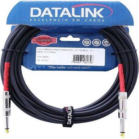 CABO DATALINK GARAGE p/ Instrumentos 0,20 mm2 P10 5m