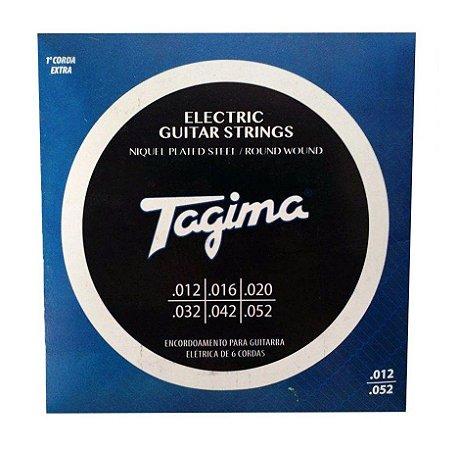ENCORDOAMENTO TAGIMA GUITARRA 012