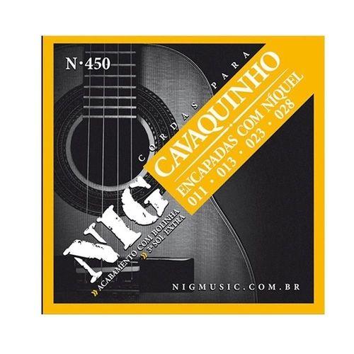 ENCORDOAMENTO NIG PARA CAVAQUINHO 011 N450
