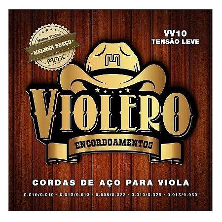 ENCORDOAMENTO VIOLERO PARA VIOLA ACO VV10