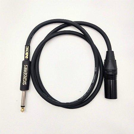 CABO SINAL MAC 03FT/0.91M MACHO + P10 CLASSIC SG19N