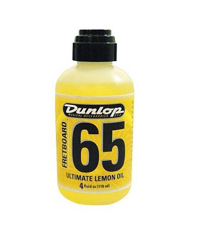 Óleo de Limão Dunlop F65 P/Escalas Hidratação