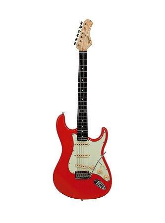 Guitarra Tagima Edu Ardanuy EA-PRO 3 Fiesta Red Stratocaster