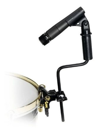 Clamp Lp Para Microfone Lp592a-x