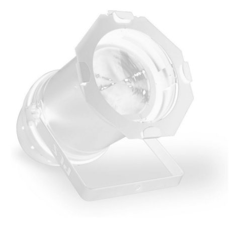 Refletor Pls Stage Par Cob Zoom 100 ww