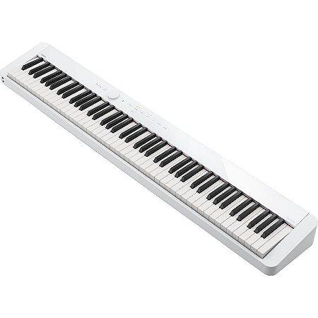Piano Digital Casio Privia Px S1000 Branco c/Fonte + Pedal