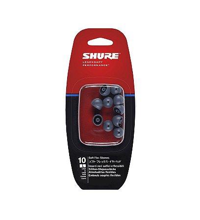 Espuma Shure para Fone Grande c/10 un EASFX1-10L