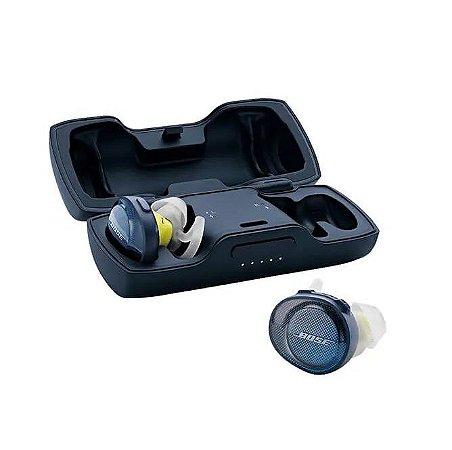 Fones de ouvido sem fio Bose Soundsport Midnight Blue