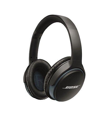 Fone de ouvido Bose Preto SoundLink Around Ear Bluetooth